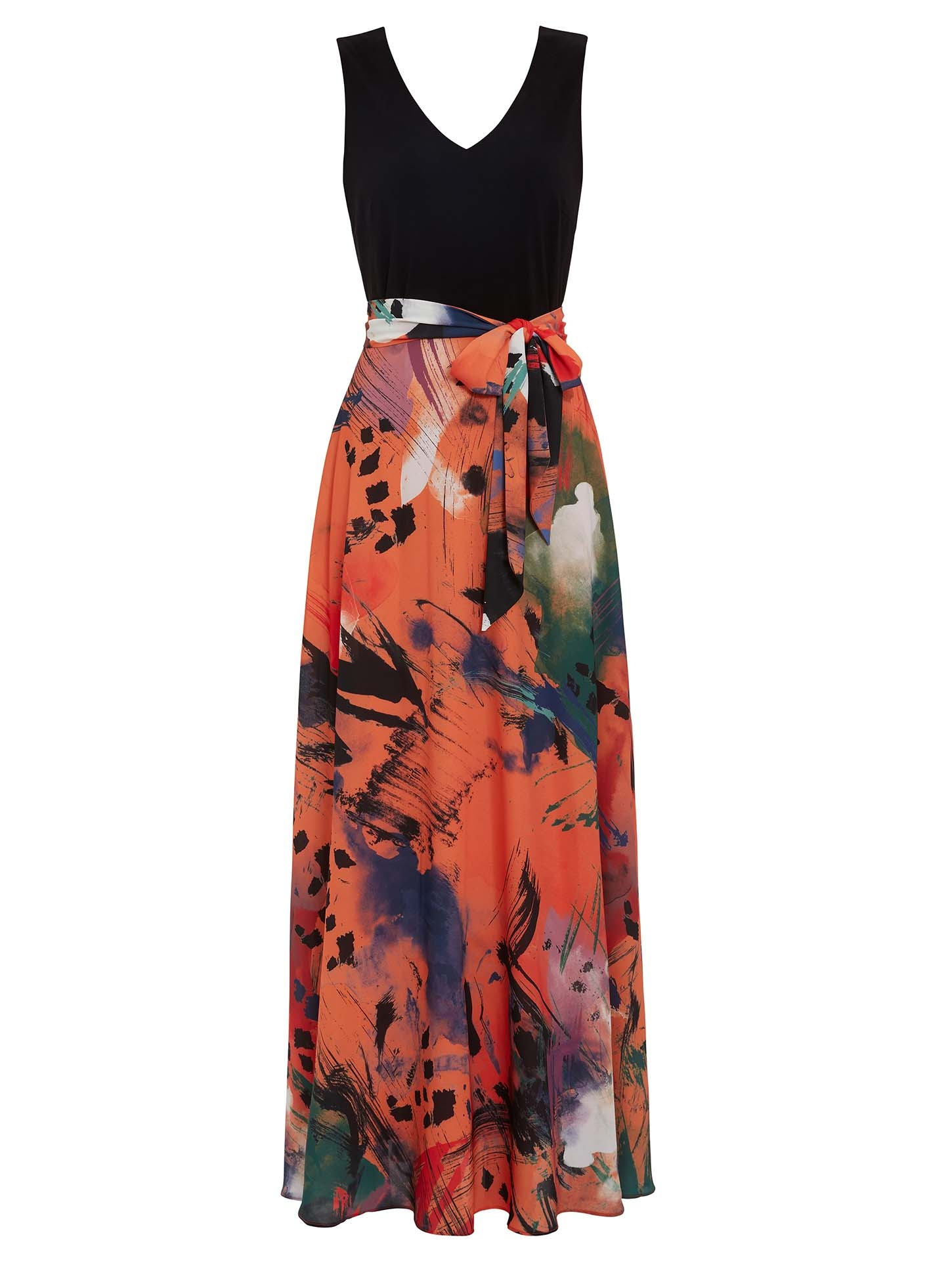 Ravenna Printed Skirt Dress