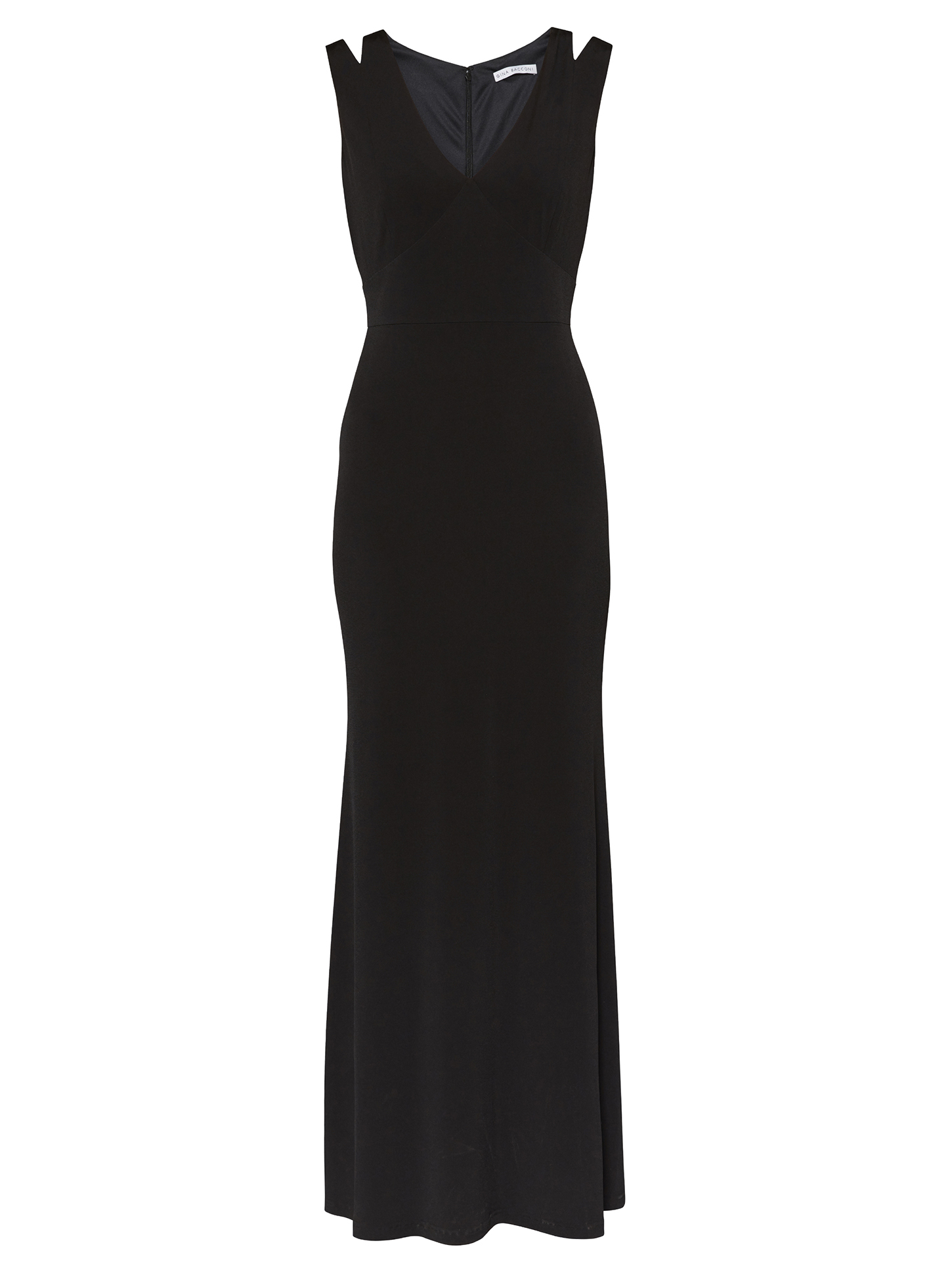 Chelsea Cut Out Shoulder Maxi Dress