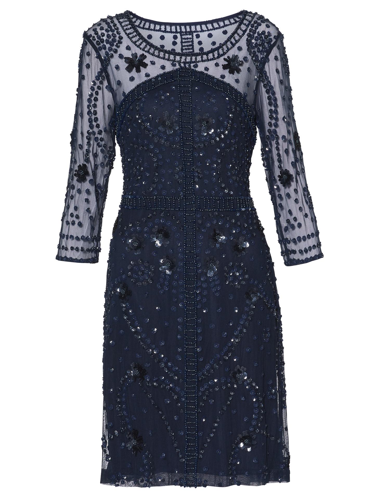 Mariella Beaded Dress