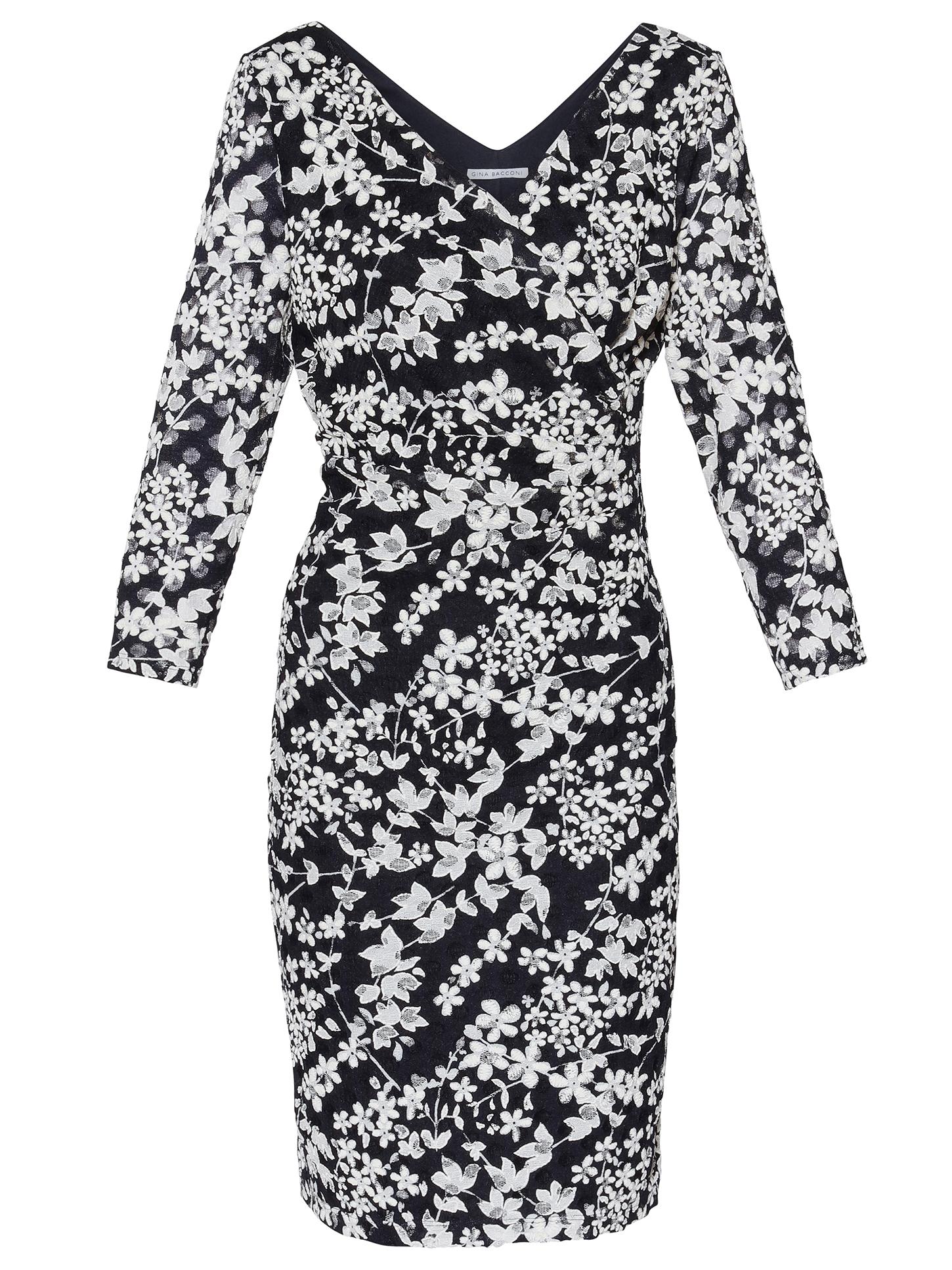Rhiannon Floral Stretch Dress