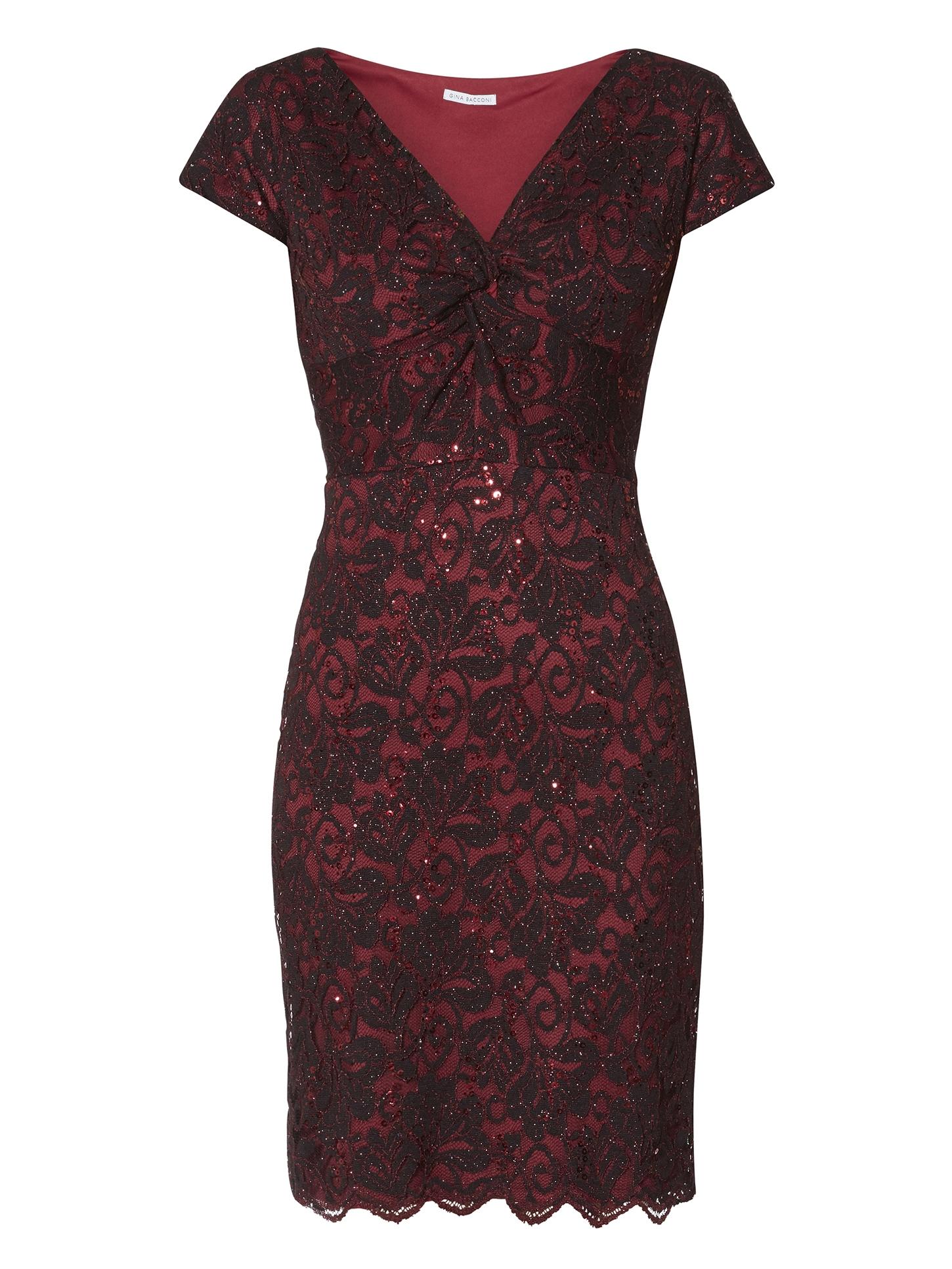 Samuella Stretch Lace Dress