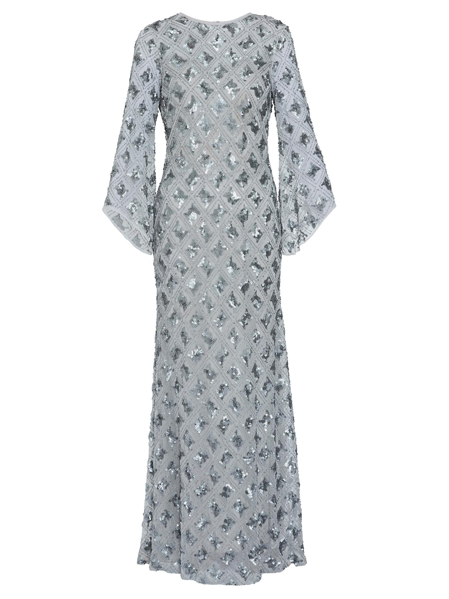 Hollis Beaded Maxi Dress