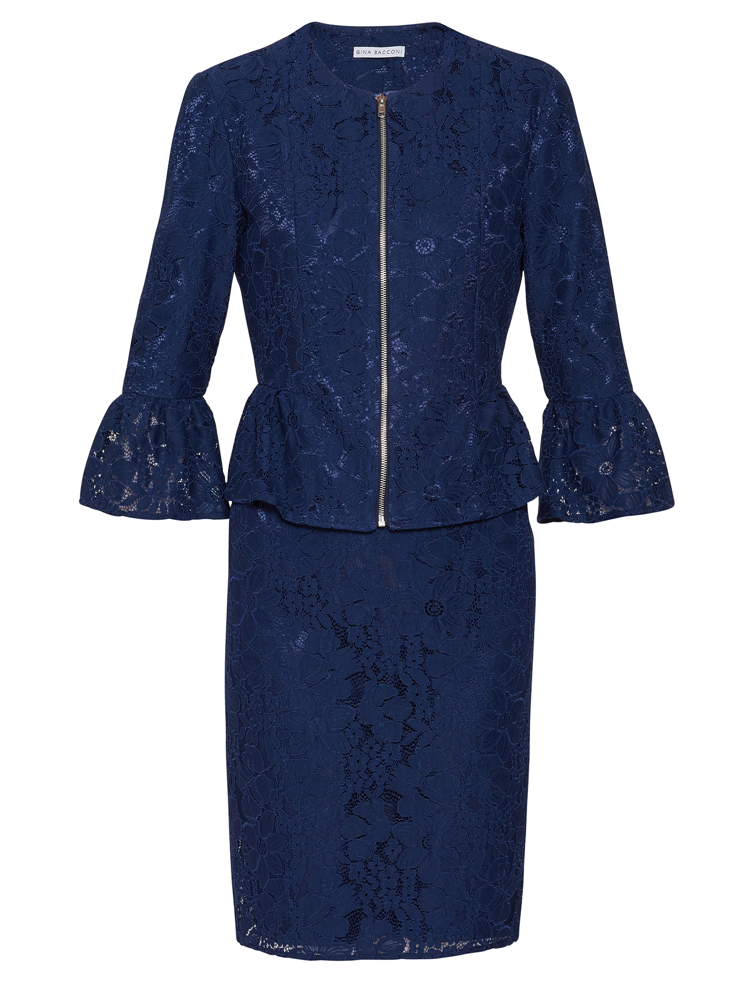 Mariana Lace Dress And Jacket