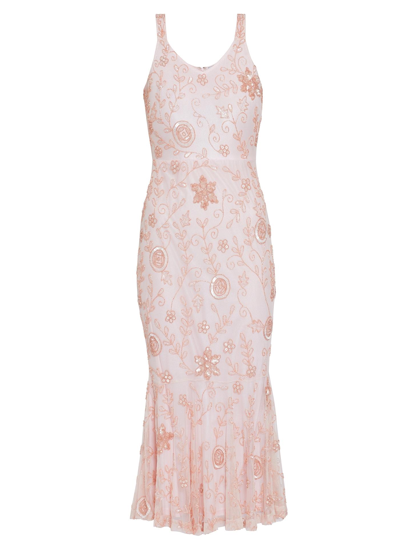Zaina Beaded Maxi Dress