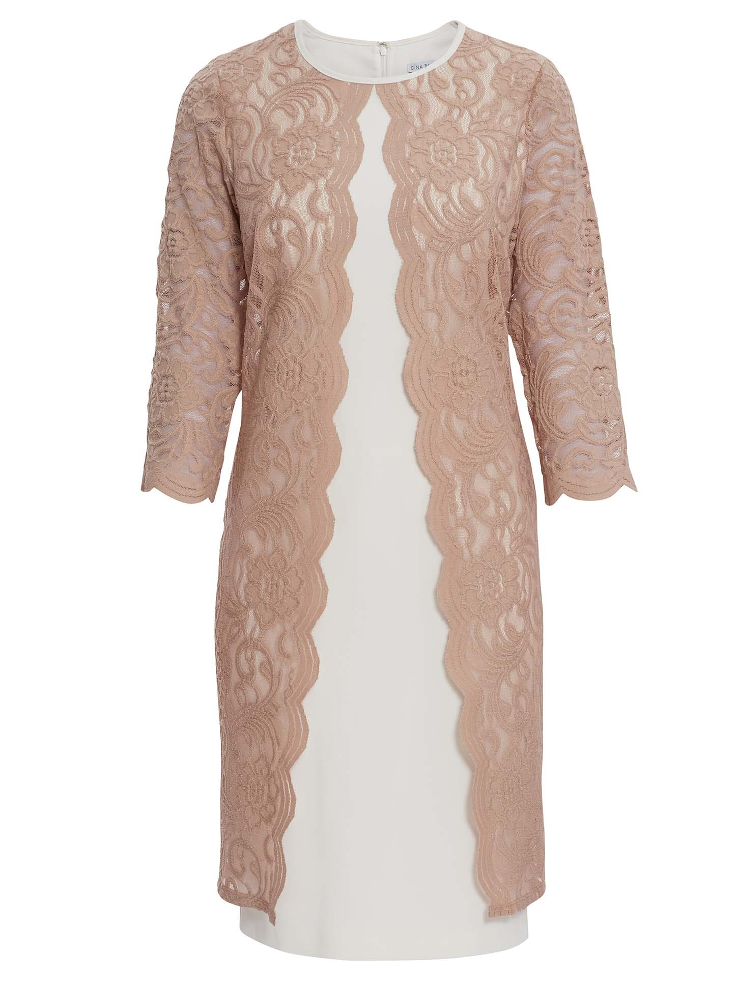 Clarabelle Lace Dress