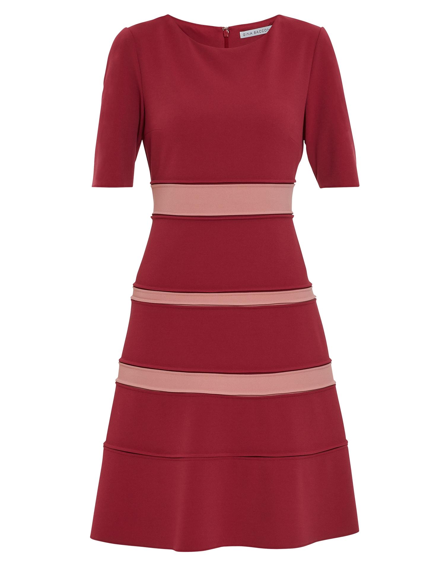 Leena Crepe Dress
