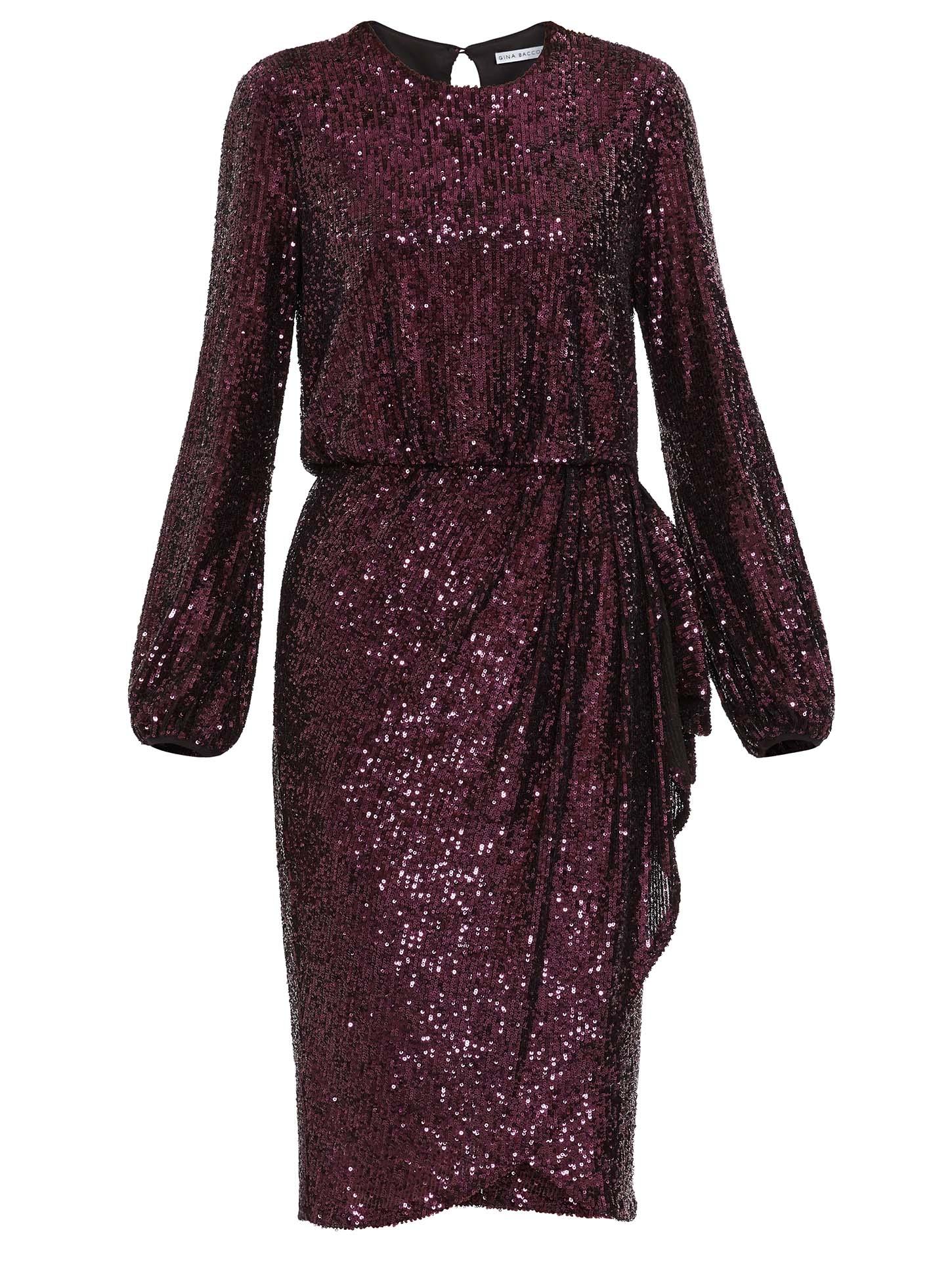 Pieta Sequin Dress