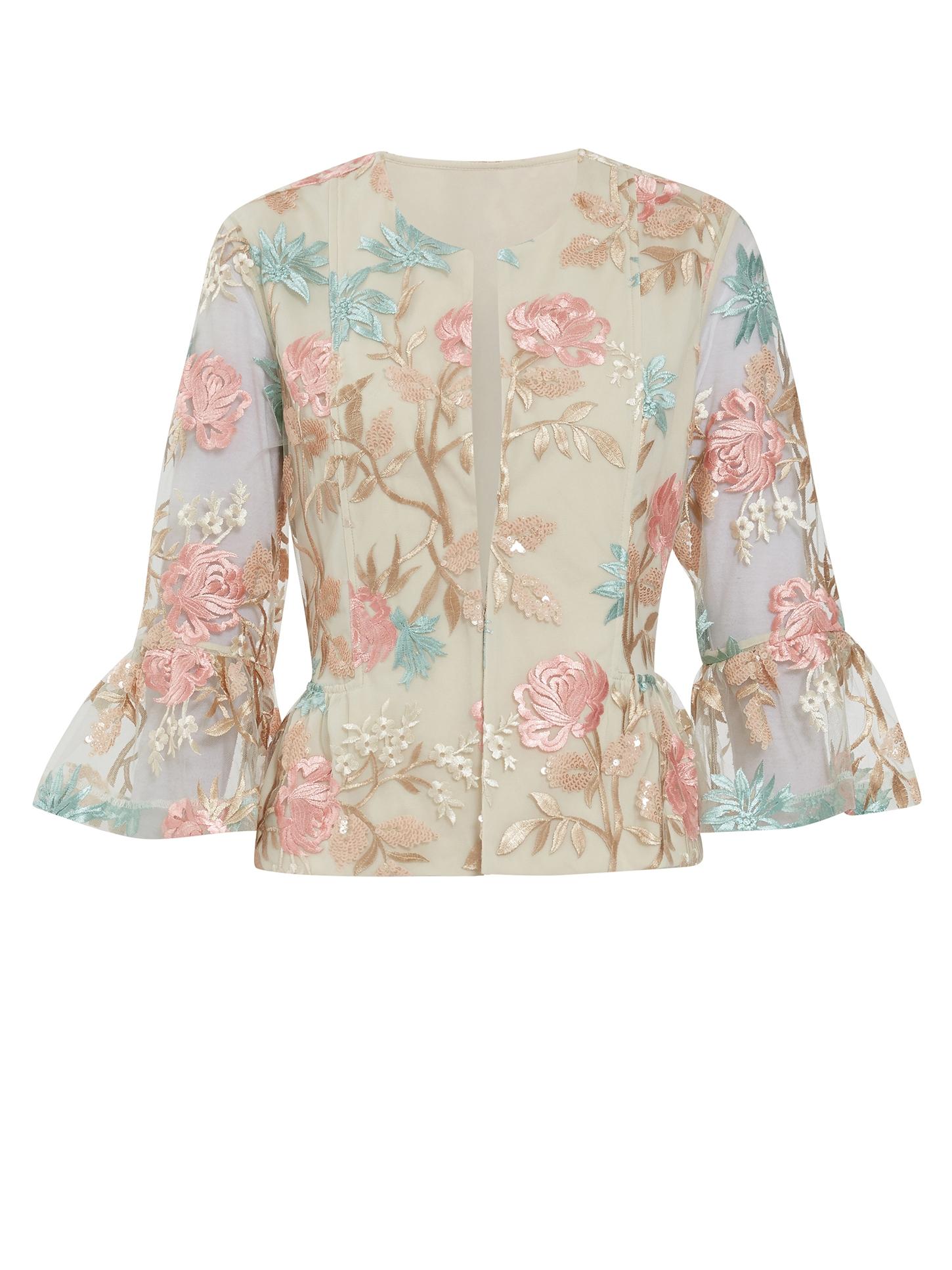 Ottilia Embroidered Jacket
