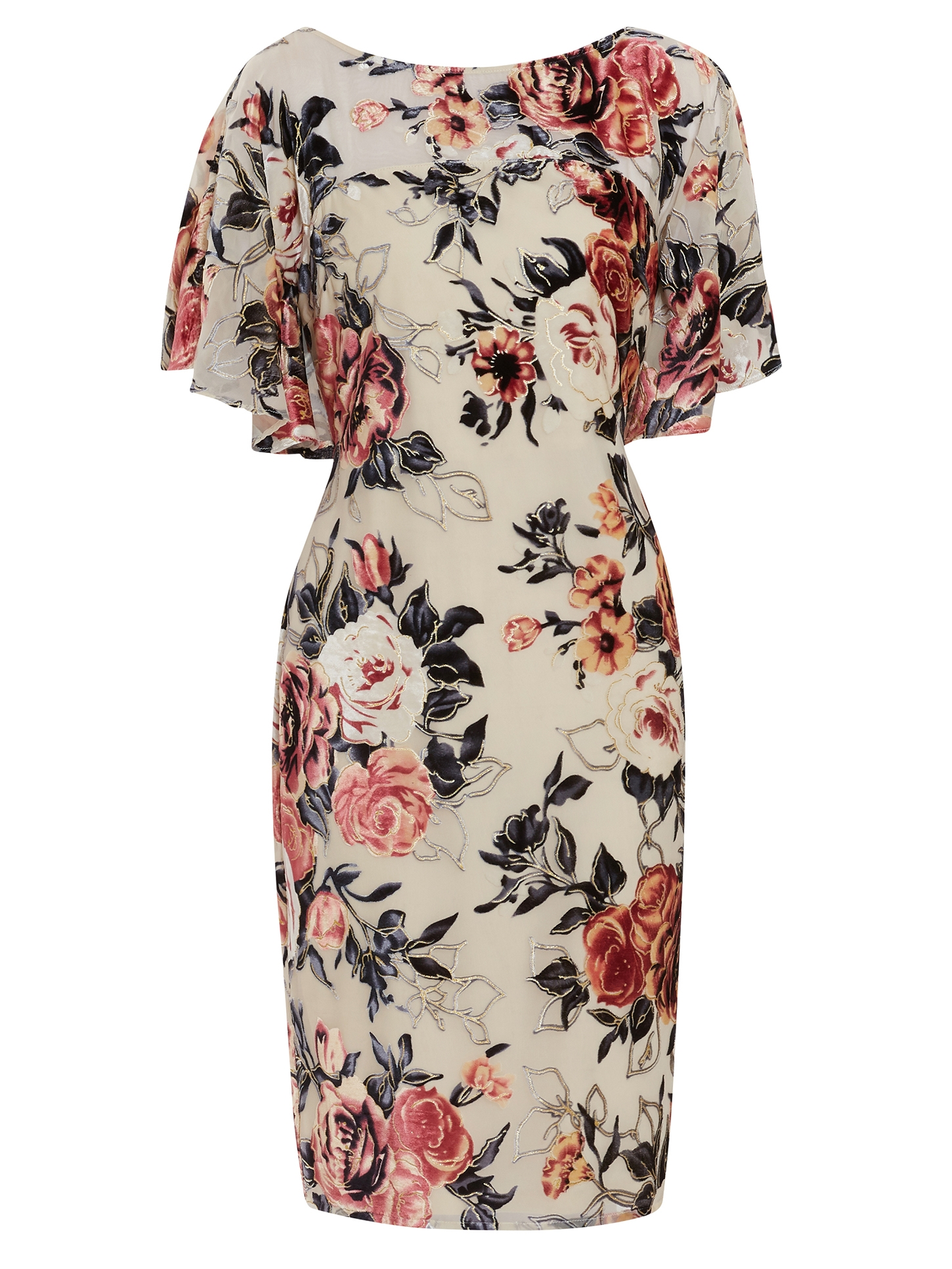 Melrose Velvet Dress
