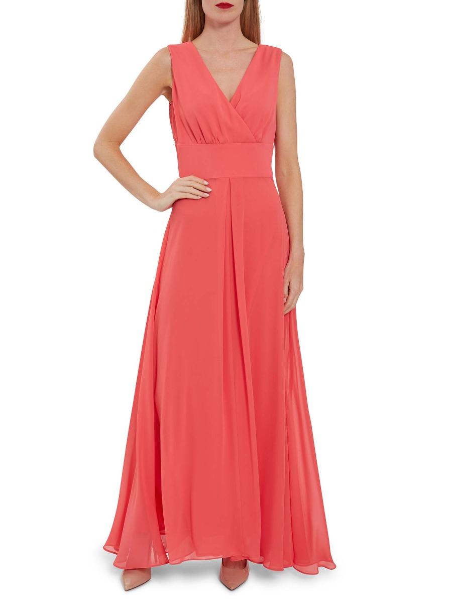 Christiana Chiffon Maxi Dress