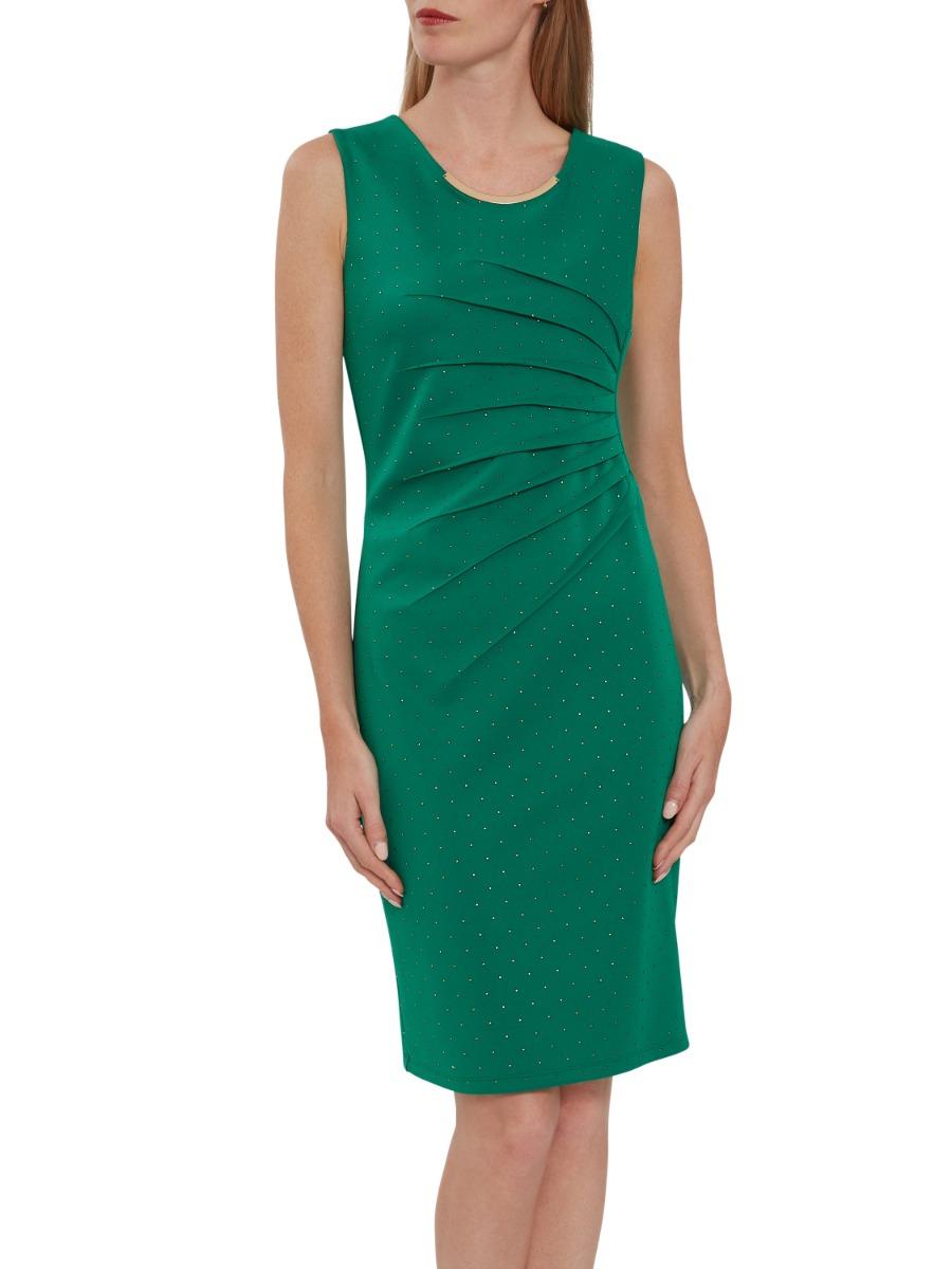 Itala Dress With Studs
