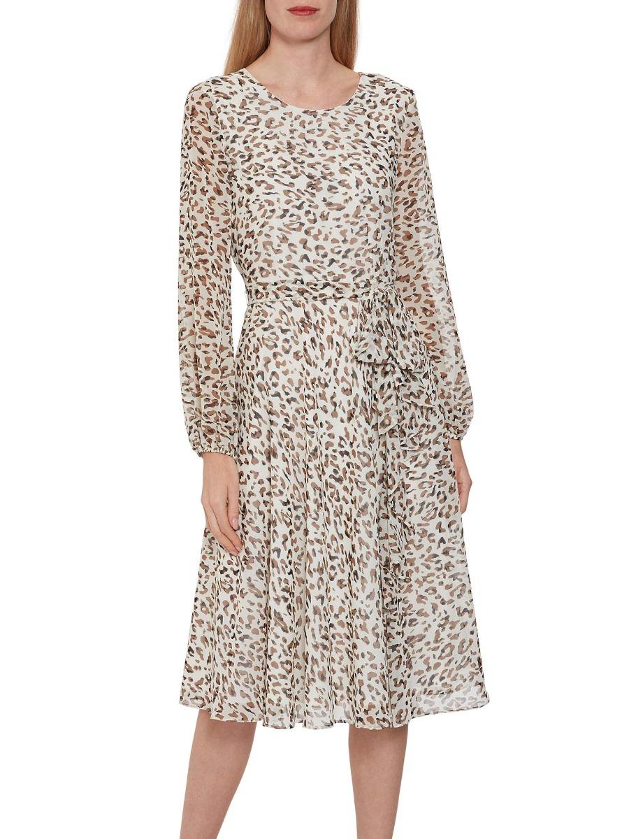 Jerilyn Chiffon Dress