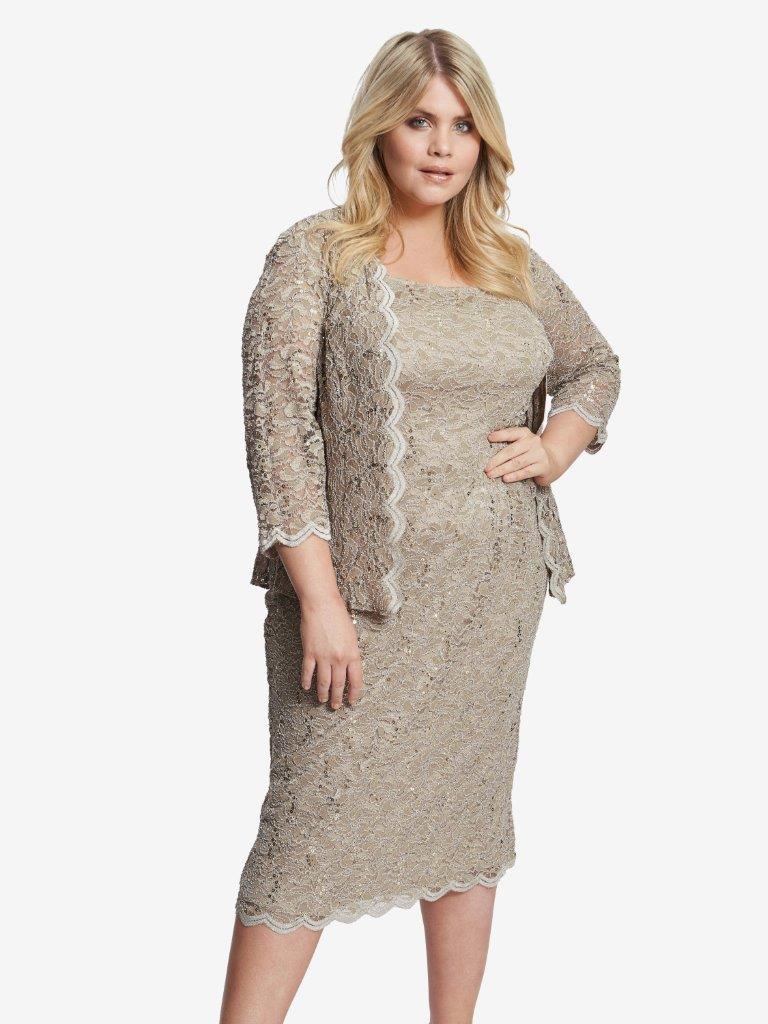 Karrie 2 Piece Jacket And Dress